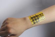 """研究人员研发可自我修复的""""电子皮肤"""""""