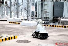 智能巡检机器人红外技术助力春运提质增效