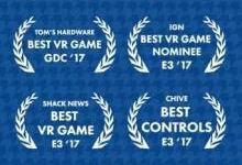 《Raw Data》开发商VR新作