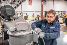 工业机器人预防性保养的重要性