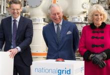 伦敦新电力高速公路正式开通