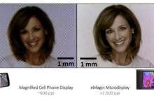 Emagin OLED微显示技术获得苹果LG和Valve的投资