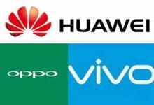国内手机市场寒风持续,华为与OV竞争将更激烈