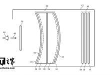 AR眼镜要来了?苹果申请镜片组新专利