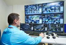 闯红灯被抓拍,人工智能促智慧城市安防