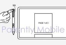 微软新专利曝光,Surface Pen支持滚轮功能