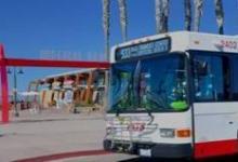 圣迭戈MTS订购压缩天然气客车