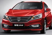 宝骏310凭何成为自主家轿销量亚军?