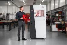 3DGENCE推出工业3D打印机F340