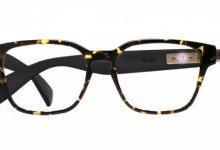 内置健康追踪传感器的Level智能眼镜