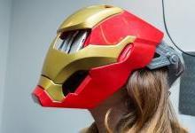 想成为钢铁侠?孩之宝推出一款钢铁侠AR套件