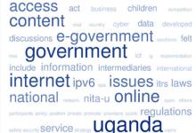 乌干达国家光纤网络项目四期工程启动