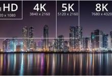 友达上半年出货8K电视面板:最大85寸