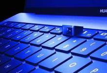 91%屏占比 华为发布全面屏触控笔记本