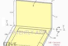 NDS既视感:苹果双屏显示专利曝光