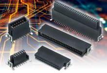 高密度板对板连接器满足工业环境的严格要求