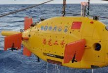 """大国重器:揭秘中国最先进水下机器人""""潜龙二号"""""""