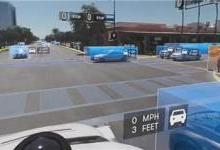 炫技术:Waymo发视频展自动驾驶能力