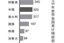 2024中国储能市场装机将达到6.6GW