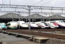 日本新干线召回146辆列车 因底盘出现龟裂可能导致脱轨