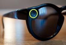 Snapchat正在开发智能相机眼镜