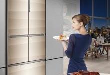 AWE2018 你会看到这些智能冰箱