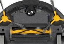 自动扫地机器人清洁组件知识详解