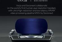 """全球首款""""人眼解析度""""VR/XR头显"""