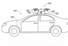 福特获批新专利:用无人机替代故障传感器