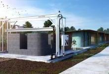 3D打印房屋一天即可完成 每平米仅约1000元