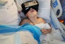 VR可能会是病患的下一个止痛药