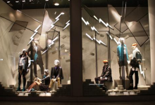 Zara为店铺安装AR显示屏