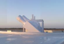 巴基斯坦引进首套大型光学跟踪测量系统