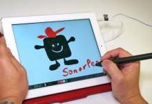 有了压感绘图笔 接上耳机孔支持iPad