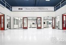 EOS在杜塞尔多夫创建3D打印创新中心