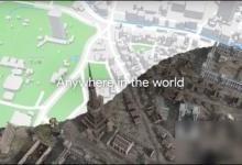 谷歌公布全新地图API