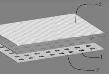 量子点荧光微球的LED应用模块