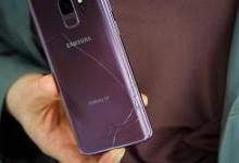 三星Galaxy S9跌落测试:屏幕无损
