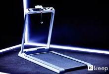 Keep发布智能跑步机K1