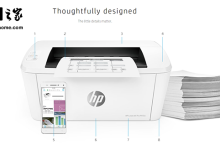 惠普发布超小型激光打印机M15、M28