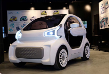 支持打造首个量产3D打印电动车生产线
