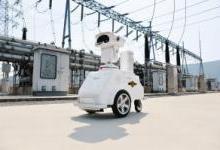 昆明变电站启用智能巡维机器人