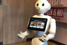 软银机器人Pepper上岗必胜客