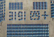 深圳西湖股份投放3191台比亚迪e6出租车