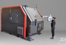 Prodways交付快速添加剂锻造3D打印机