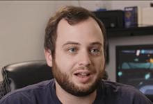 VR开发者挑战赛冠军E McNeill