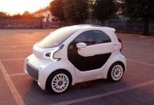 世界首款量产3D打印电动汽车问世