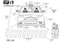 Uber计划让无人车用闪光灯与行人沟通