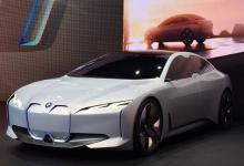 宝马公布最新电动车计划