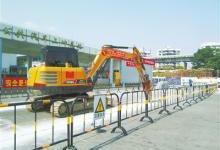 珠海公交296根充电桩4月底完工调试